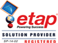 ETAP Solution Provider Registered